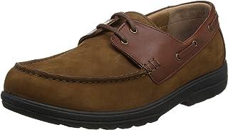 Padders Plus Devon, Chaussures Bateau Homme, Camel Multicolore, 39.5 EU