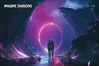 Burning Desire Posters Imagine Dragons Poster 12 x 18 inch