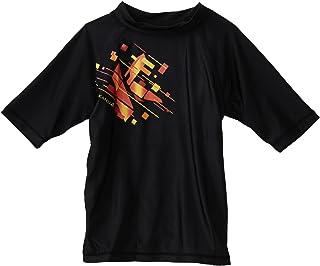 قميص Kanu Surf Big Boys هايب UV Rashguard