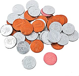 U.S. Money Bubble Gum Coins Candy (100 pcs)