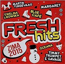 Martin Tungevaag / Elen Levon / Margaret: Fresh Hits Zima 2015 [2CD]