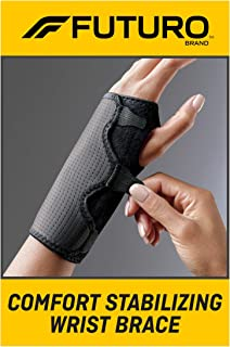 Night Wrist Sleep Support, Moderate Stabilizing Support, Adjust to Fit