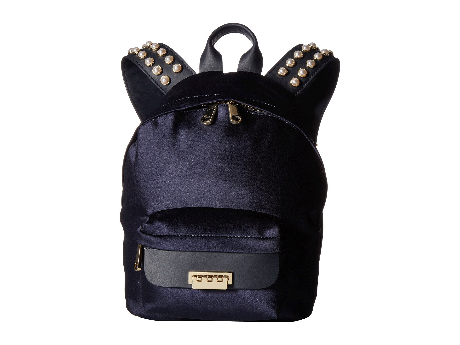 Mochila para Mujer ZAC Zac Posen Eartha Iconic Small Backpack - Satin  + ZAC Zac Posen en VeoyCompro.net