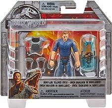 "JWIF Jurassic World Fallen Kingdom Dinosaur Trainer Owen Posable Figure 3.75"" 2018"