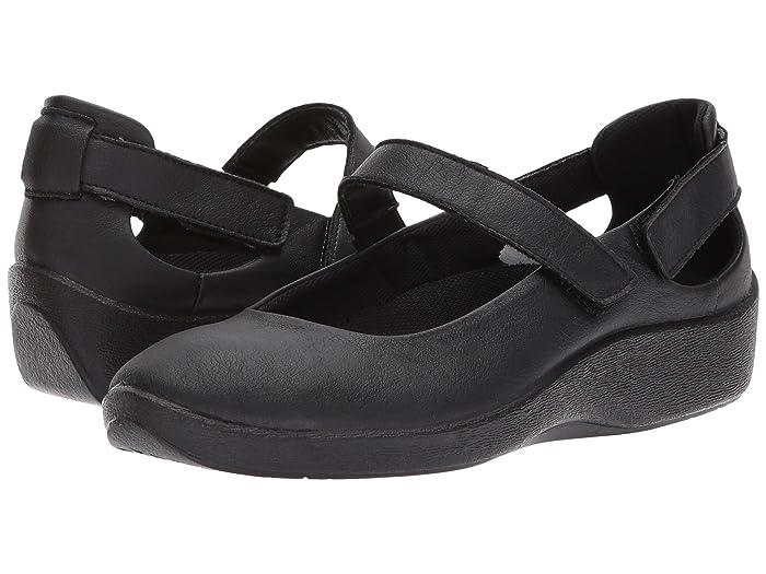 Arcopedico  L51 (Black) Womens  Shoes