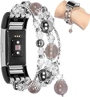 gran descuento 953c5 c1ff3 Amazon.es: pulseras cuero plata mujer