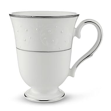 Lenox 6141139 Opal Innocence Mug, White