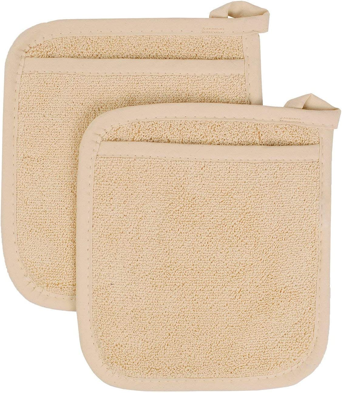 AZ COLLECTION 100% Cotton Terry Cloth Ho Popular shop is the lowest price challenge Set Kitchen Special price for a limited time Holder Pot