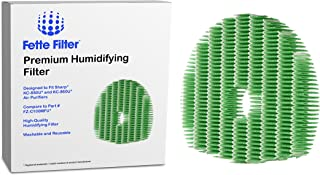 Fette Filter - Humidifier Filter Compatible with Sharp KC-850U and KC-860U
