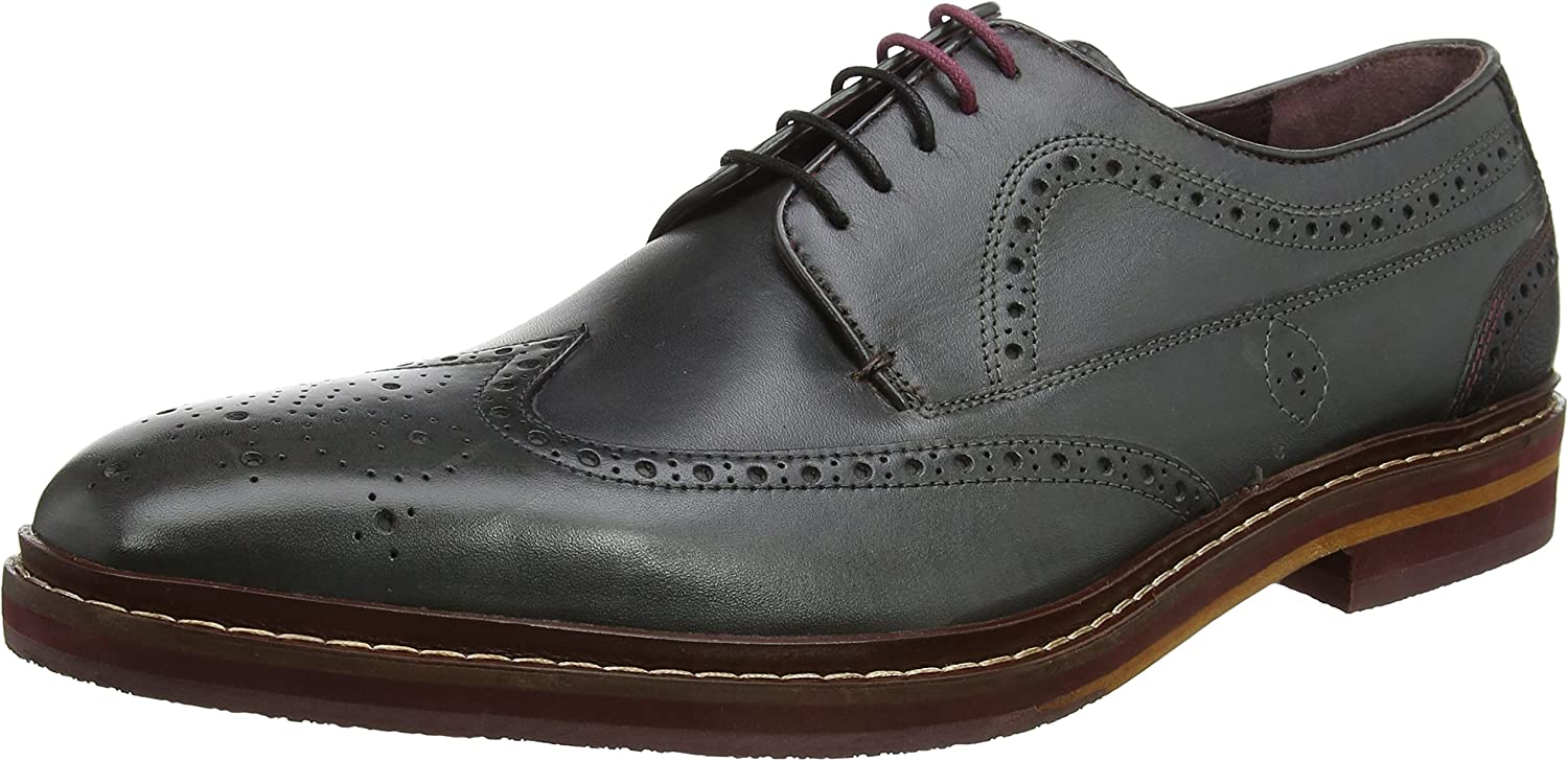 TED BAKER MENS GOURDON DERBY SHOES