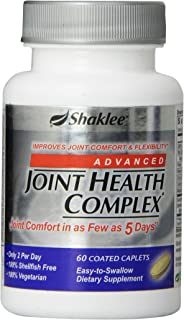 Shaklee Shaklee advanced joint health complex 60 caplets, 1.7 Ounce