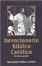 Devocionario Bíblico Católico (En Letra Grande)