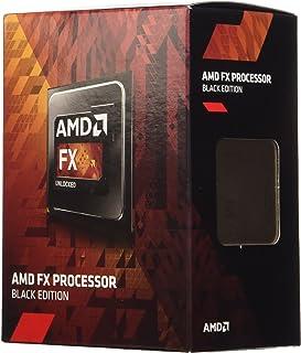 Advance micro device FD4300WMHKBOX AMD FX Series Quad-Core FX-4300 3.8GHz Desktop, Black Edition Processor