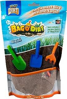 kids rake and shovel