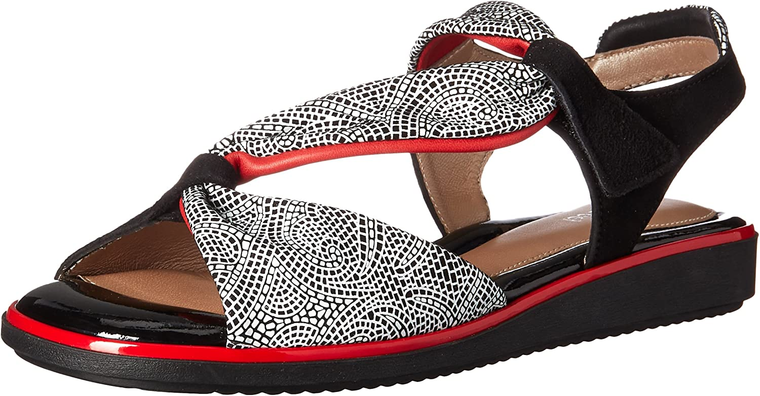 BeautiFeel Womens Camille Flat Sandal