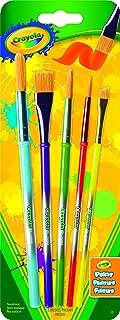 Crayola 53506 Paint Brush (60 Piece)