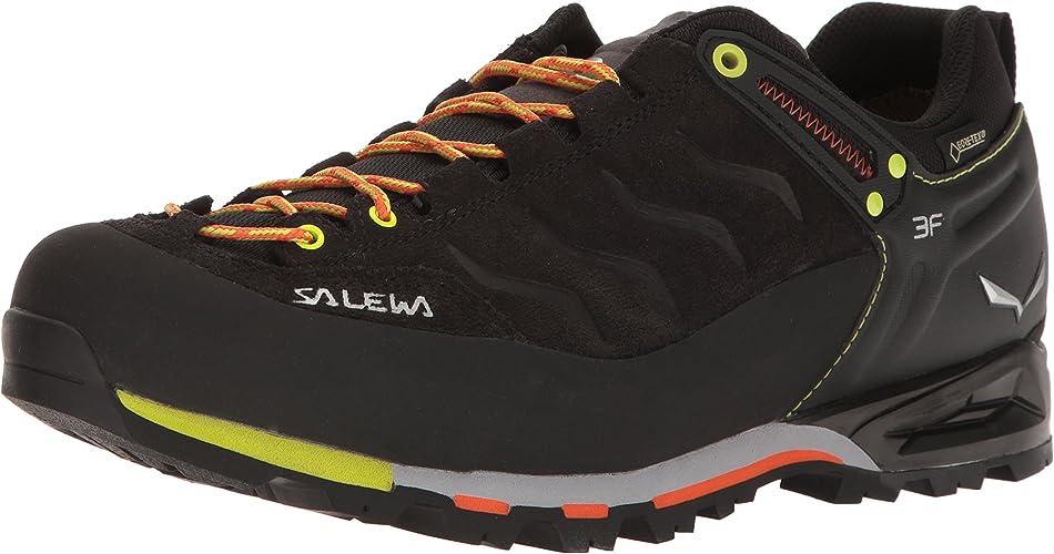 Salewa Ms MTN Trainer Gore-tex, Chaussures de Randonnée Basses Homme
