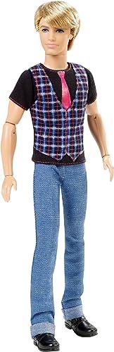 Mattel V4387 - Barbie Fashionista Ken 3, Puppe
