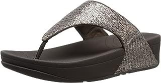 Women's Lulu Superglitz Textile Sandal