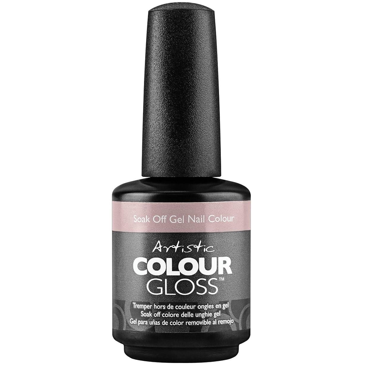 フィラデルフィア熱インカ帝国Artistic Colour Gloss - Mud, Sweat, & Tears Collection - In My Zone - 15 mL / 0.5 oz