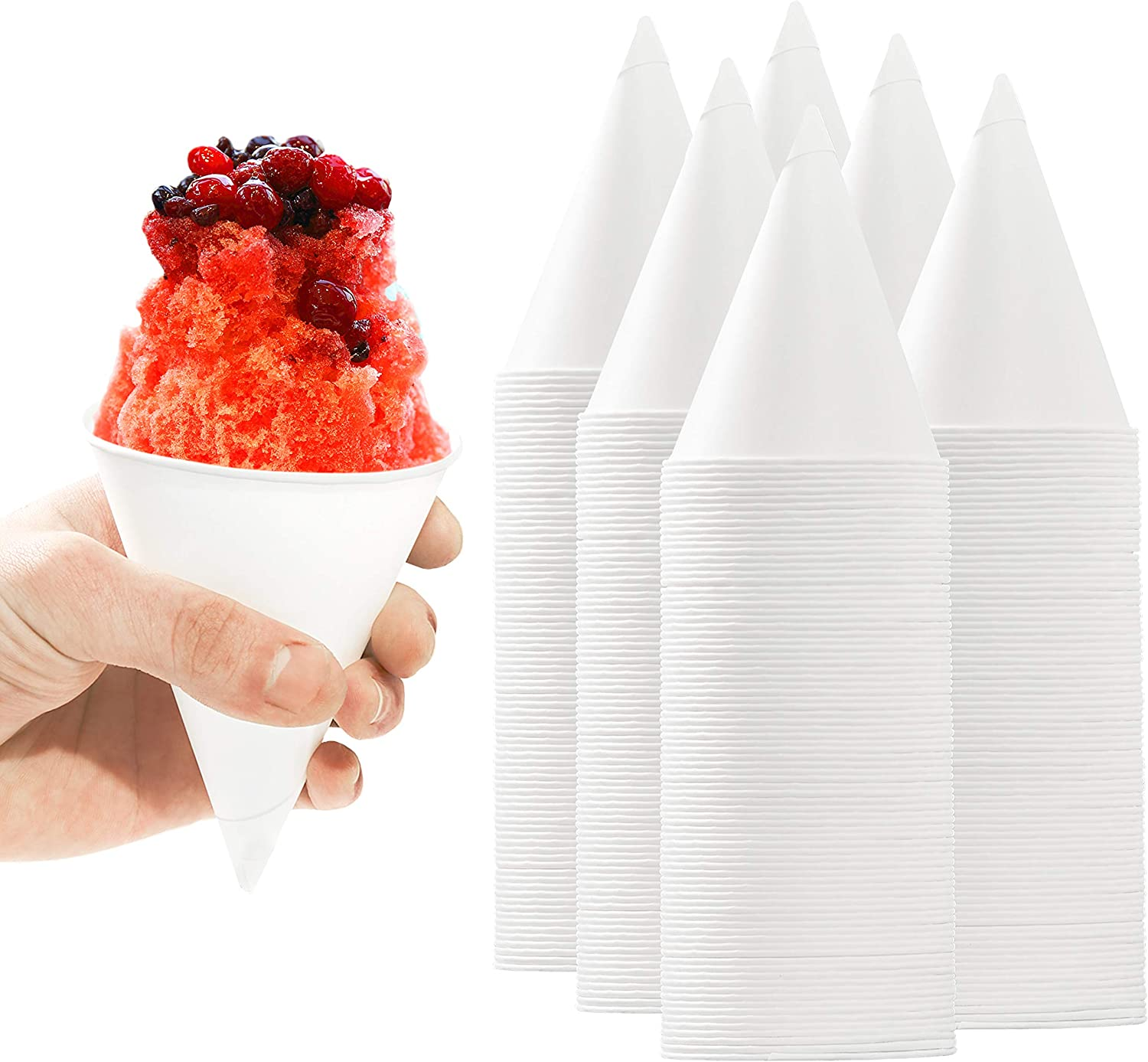 Eco Friendly Leak Proof Paper Year-end annual account Cups Perfect Pack. Oz Snow 6 600 Atlanta Mall