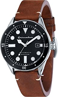 Cahill Vintage Diver SP-5033-01 Watch | Black