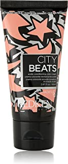 Redken City Beats By Shades EQ Hair Color for Unisex, Chelsea Coral, 2.87 Ounce