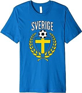 2018 Sverige Shirt - Svensk Fotboll