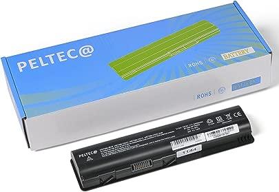PELTEC  Premium nbsp   nbsp Batterie f r Notebook Laptop HP COMPAQ Presario CQ70 nbsp CQ71 nbsp CQ60  4400 nbsp mAh