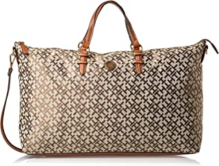 Tommy Hilfiger Bowling Bag for Women - Brown