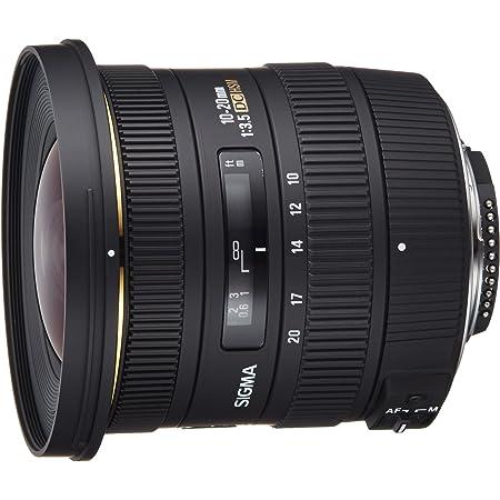 SIGMA 超広角ズームレンズ 10-20mm F3.5 EX DC HSM ニコン用 APS-C専用 202552