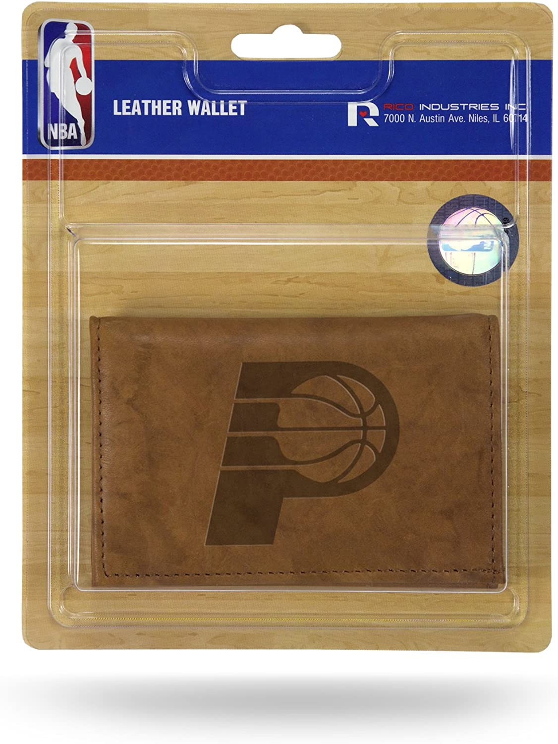 Rico Industries NBA Very popular! Max 73% OFF Atlanta Hawks Leather Wallet Trifold Ma with