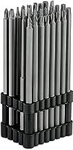 Neiko 10224A Extra Long Security Power Bit Set, 32 Piece   1/4