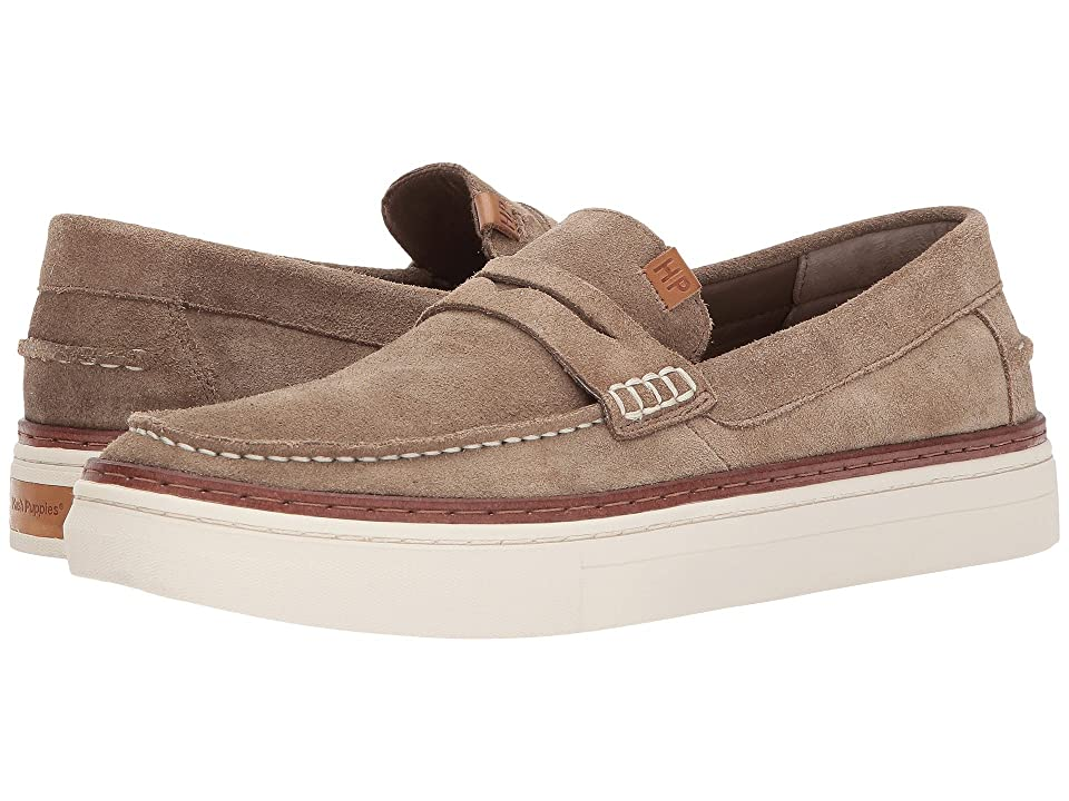Hush Puppies Stream Arrowood (Taupe Suede) Men