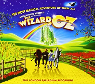 musical the wizard of oz london