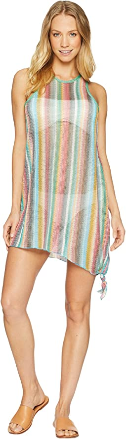 Seville Keyhole Dress Cover-Up