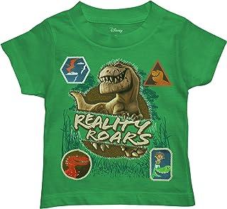 Disney boys Reality Roars T-Shirt (pack of 1)