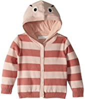 Stella McCartney Kids - Vita Face Striped Cardigan (Infant)