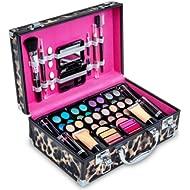 Vokai Makeup Kit Gift Set – 52 Piece - 32 Eye Shadows, 2 Blushes, 4 Lipsticks, 1 Dual-tip Eye...