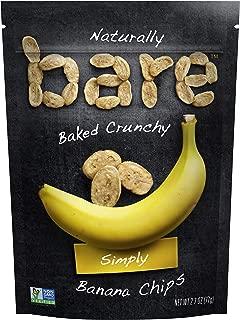 Bare Fruit Chip Banana Simply Baked, 2.7 oz