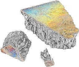 1000g bismut metaal ingots brok, 99,99% puur, bismut brok rauw bismut metaal voor het maken van kristallen/visaas puur doo...
