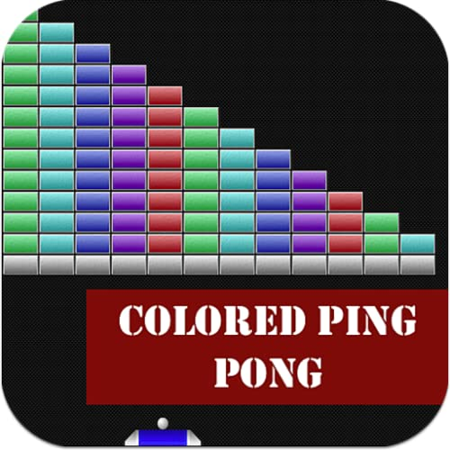 Colored Ping Pong