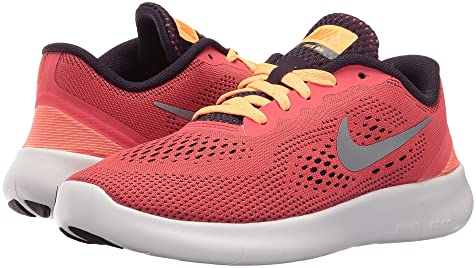 Nike Free Run 2 Women Running Shoes Pink And Grey Surfing