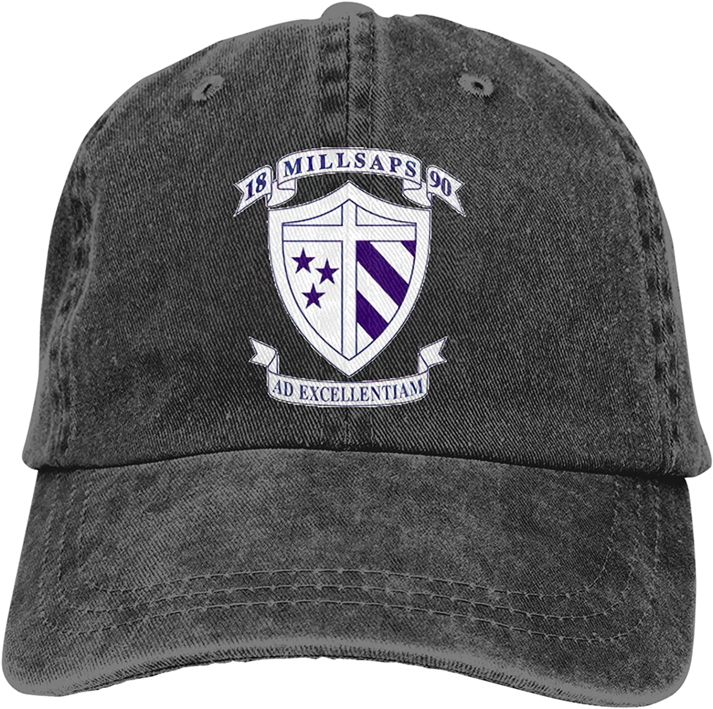 Yund Millsaps Popular College Cap Students. Adjusta Portland Mall Suitable for