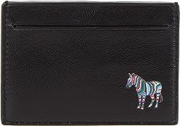 Zebra Card Case