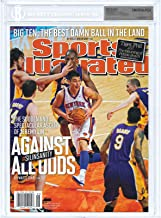 Jeremy Lin rookie 1st cover Sports Illustrated Beckett Uncirculated Encased only 50 made