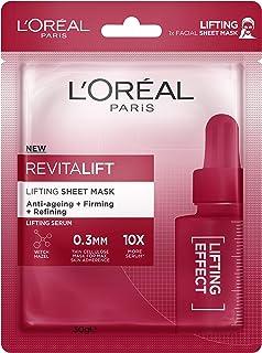 L'Oreal Paris L'Oréal Paris Revitalift Lifting Sheet Mask, 30g, 1 count