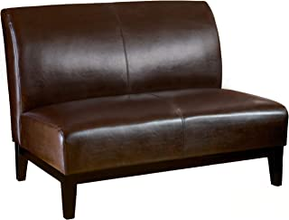 Christopher Knight Home Darcy Loveseat, Brown