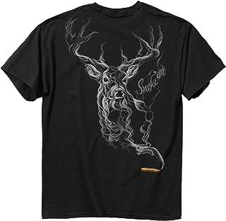 buck wear smoke em shirt