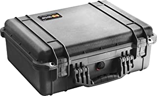 Pelican 1520 Case With Foam (Black) (Renewed)